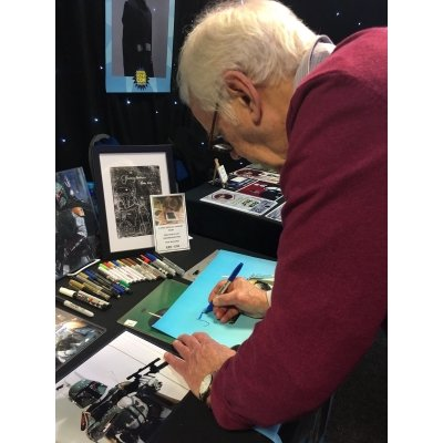 Jeremy Bulloch aka Boba Fett Private Signings