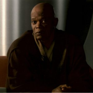 samuel l jackson as mace windu autograph for sale