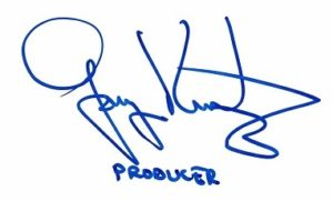 Gary Kurtz autographs 1