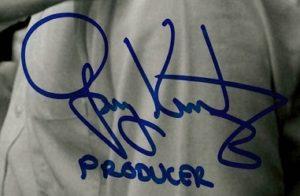 Gary Kurtz signed autograph 8x10 4
