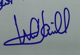 mark hamill autograph star wars 2