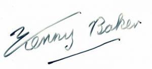 Kenny Baker autographs
