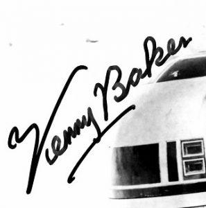 Kenny Baker star wars autographs