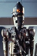 Bill Hargreaves autographs IG-88