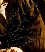 warwick davis weazel autographs star wars 1