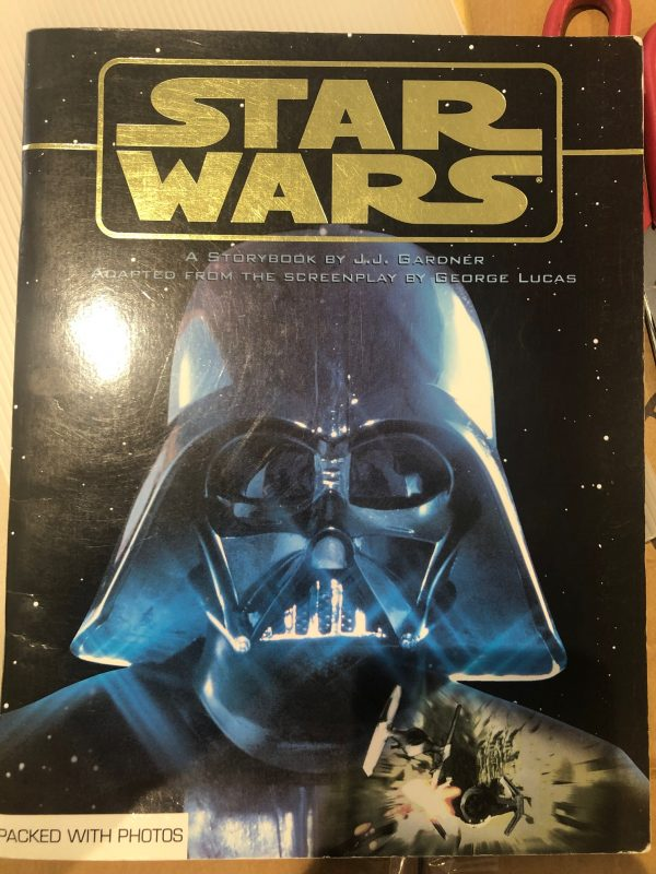 Star Wars Magazine autograph by Cast Carrie Fisher, Peter Mayhew and more